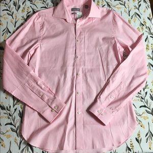 Michael Kors collared dress shirt NWT
